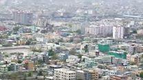 کابل: د نژدې پنځه میلیونو کسانو لپاره ۲۲ امبولانسونه