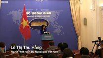 Bộ Ngoại giao Việt Nam phản hồi lại báo cáo nhân quyền hàng năm của Bộ ngoại giao của Hoa Kỳ