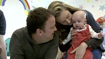 'I was wishing that I wasn't pregnant'
