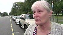 """هجوم نيوزيلندا: """"لم أتوقع أن أرى مشهدا كهذا في حياتي"""""""