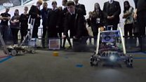 Schools battle in Robot Wars revisited