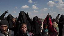 Witnessing the Islamic State exodus