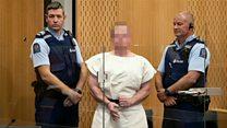 مظنون حمله مرگبار نیوزیلند تفهیم اتهام شد