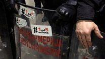 """""""1 од 5 милиона"""": Зашто су демонстранти упали у РТС"""