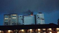 Swansea flat fire
