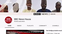 Yadda za ku gane shafukanmu na BBC hausa na ainihi