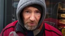 Paignton pays tribute to Big Issue seller