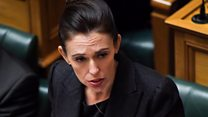 NZ PM: 'You won't hear me speak his name'