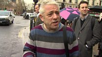 John Bercow questioned on Brexit ruling