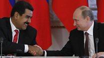 نیکلاس مادورو تا چه حد می تواند روی حمایت مسکو حساب کند؟