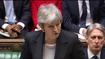 PM: 'Not prepared' to delay Brexit beyond 30 June