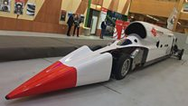 Bloodhound will race 'as soon as possible'