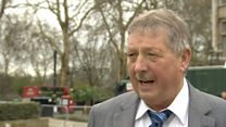 DUP has not asked for cash in negotiations