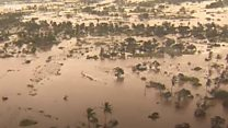 Imágenes de la devastación del ciclón Idai en Mozambique y el sur de África