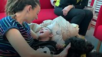 Influx of videos for terminally-ill boy