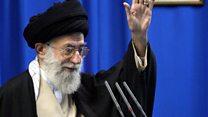 رهبر ایران: کانال مالی اروپاییها شبیه شوخی است