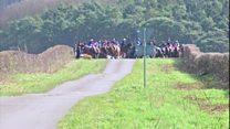 Oldest horse race celebrates 500 years