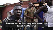 Di community for Lagos wey 'Mai Ruwa' dey run tins
