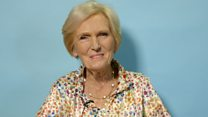 What does Mary Berry cook for herself?