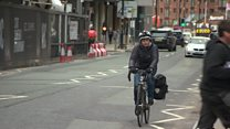 Cycling haven for Greater Manchester