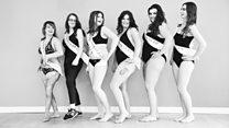 Burns survivor enters beauty pageant
