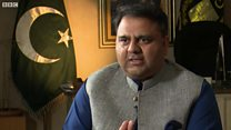 तुमचे पंतप्रधान अन्याय करणाऱ्यांच्या बाजूचे आहेत- पाकिस्तानच्या मंत्र्यांचं विधान