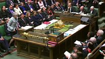 Theresa May on 'frustration with MPs' speech