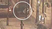 CCTV captures theft of woman having seizure