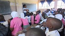 ယူဂန်ဒါက ကျောင်းတချို့မှာ တရုတ်ဘာသာ စတင်သင်ကြား