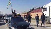 Протесты в Ингушетии: основные события