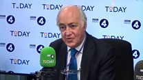 Brexit 'mistakes made' says Lord Howard