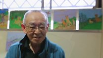 Cuộc sống sau song sắt của người già Nhật Bản