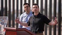 'Unprecedented crisis' at US-Mexico border