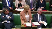 Leadsom: Brexit vote to be held on Friday
