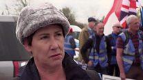 'We've marched 270 miles for Brexit'