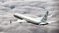 Boeing toujours dans la zone de turbulences