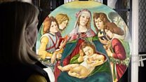 Renaissance masterpiece rediscovered