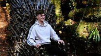 Iron Throne in the UK
