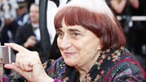 Film-maker Agnes Varda's last BBC interview