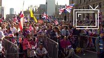 """Протесты в Лондоне и бойкот Мэй: день, когда """"брексит"""" не случился"""