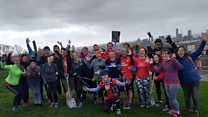 The club who keep fit by helping others