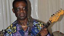 Le musicien congolais Simaro Lutumba