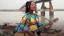 Ihe mere m ji jiri ụbọ Bekee akwalite egwu ifo Igbo -