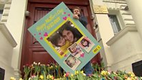 Mother's Day card for jailed Nazanin