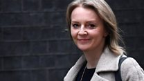 Brexit: No deal 'still on table' - Liz Truss