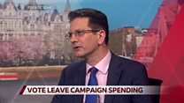 Baker responds to Vote Leave spending questions