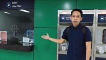 Đi thử metro mới của Jakarta