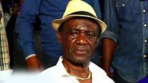 Les hommages des Congolais à Simaro Lutumba