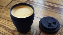 Coffee chain loses £250k after banning single use cups