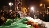 Algeria: From demonstrations to celebrations